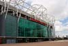 Photograph   Trafford Park Manchester United Football Ground