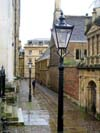 Photograph from Seate House Passage at Cambridge