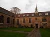 Photograph from Magdalene College at Cambridge
