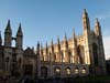 Photograph  Kings College Chapel at Cambridge