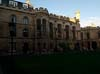 Photograph from corpus christi college at Cambridge
