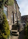 Photograph    Holmfirth - Last of Summer Wine Country  - Nora Batty home