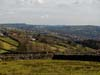 Photograph   Holmfirth -  Moors above Holmfirth