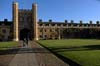 Photograph   from  Trinity college cambridge