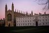 Photograph  Kings college Cambridge