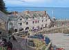 Photograph from Clovelly in Devon