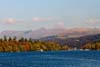 Photograph   from Lake Windermere in the Lake District