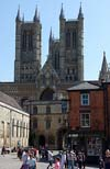 Photograph Lincoln Cathedral