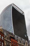 Photograph   from London  finance centre  cheese grater