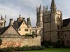 Photograph   from Magdalen College Oxford