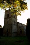 Photograph   from Sutton Courtnenay in Oxfordshire - all saints church